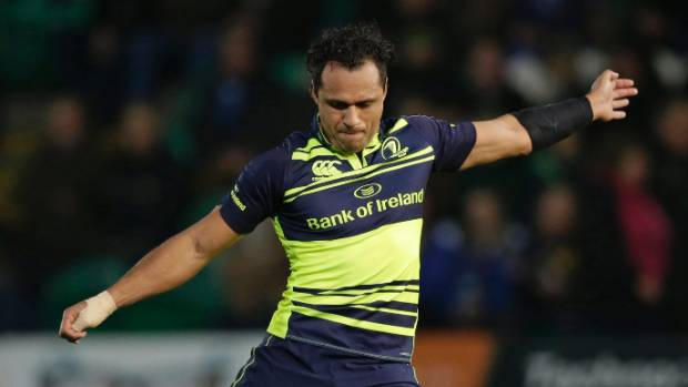 Isa Nacewa has played more than 170 matches in two stints for Leinster, winning three European and one Pro12 title.