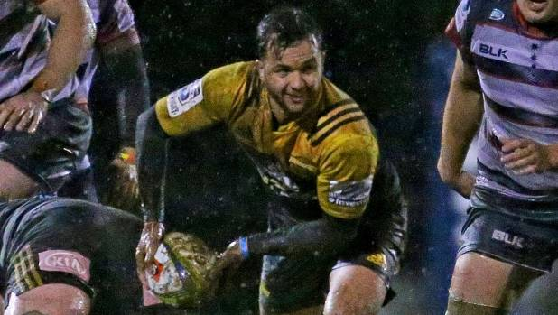 Jamison Gibson-Park won the Super Rugby title in 2016 with the Hurricanes, before joining Leinster.