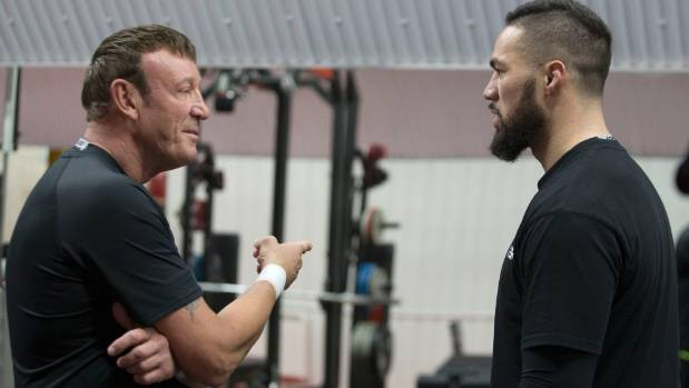 Anthony Joshua set for heavyweight showdown with Joseph Parker