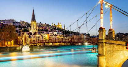Lyon is known for its commanding Renaissance and Roman architecture but it has a softer, more creative side.
