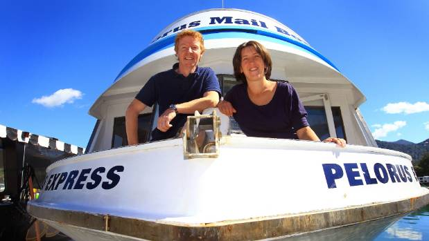 Jim and Amanda Baillie are the ninth owners of the Pelorus Mail Boat in 100 years. The new boat will be revealed next ...