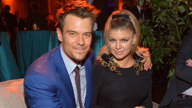 Josh Duhamel was over Fergie 'being a rock star again'