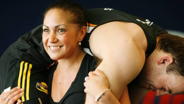 Olivia is coached by Sian Beardsmore (nee Law), who was the first NZ woman wrestler to go to the Commonwealth Games.