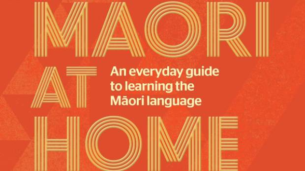 The Morrisons' new book is an introduction to te reo for families.