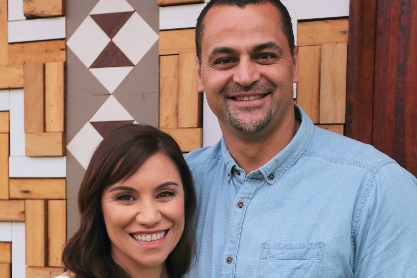 Stacey and Scotty Morrison's Māori at Home book an 'up-and-go survival  guide' | Stuff.co.nz