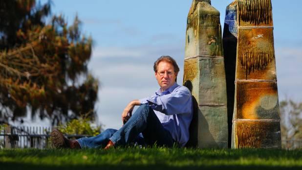 Wellington playwright Ken Duncum.