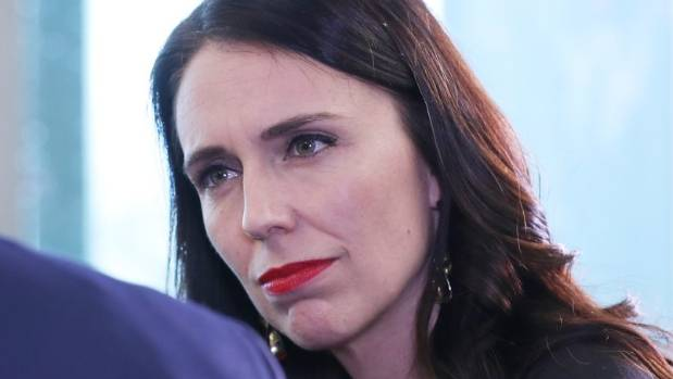 """Jacinda Ardern enforced her message that the party wants to """"restore New Zealand's clean, green image"""" should they be in ..."""