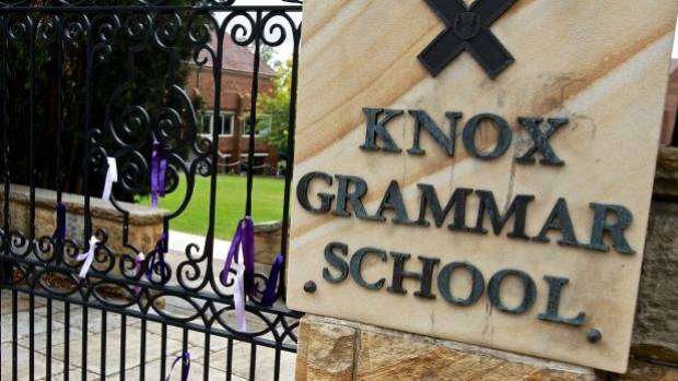 A spat between two Knox Grammar mothers on WeChat has reached the New South Wales Supreme Court.