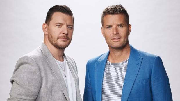 Celebrity chefs Manu Feildel and Pete Evans are the new judges on My Kitchen Rules New Zealand.