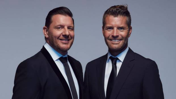 Manu Feildel and Pete Evans are based in Australia and have known each other for 17 years.