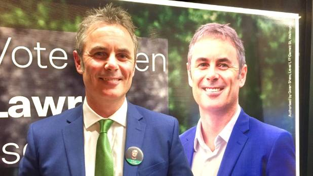 "Matt Lawrey says he believes the Greens are ""in the hunt"" for the Nelson seat."