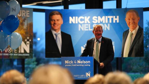 Incumbent Nelson National MP Nick Smith says the phone poll has no credibility.