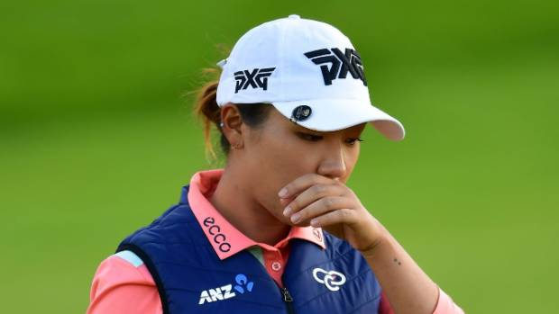 Lydia Ko has endured a frustrating 2017