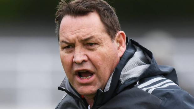 Coach Steve Hansen is far from satisfied with his record-breaking All Blacks