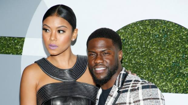Eniko Parrish has reportedly forgiven husband Kevin Hart for his infidelity.