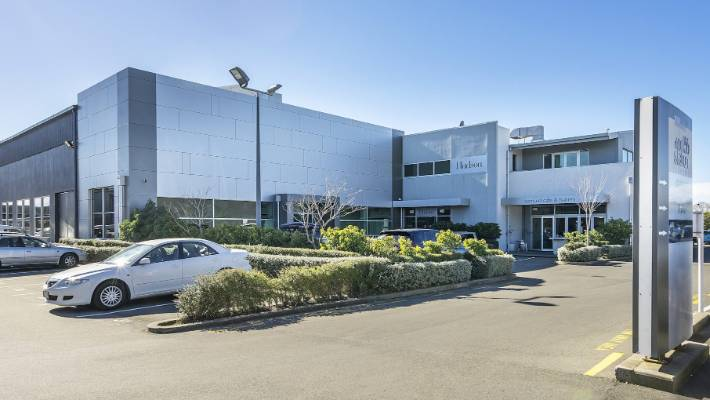 Addington Office Building Offers High Return Stuff Co Nz