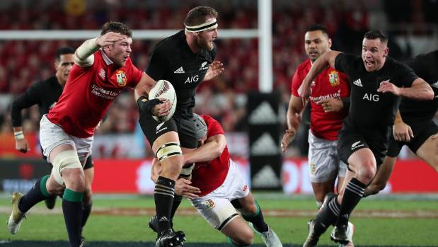 The final Lions test came fourth in New Zealanders most-watched shows for the 25 to 54 demographic.