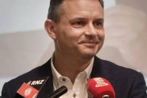 James Shaw is set to be a minister, along with two other senior members of his caucus.