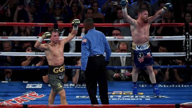 Gennady Golovkin v Saul 'Canelo' Alvarez: Las Vegas fight ends in draw