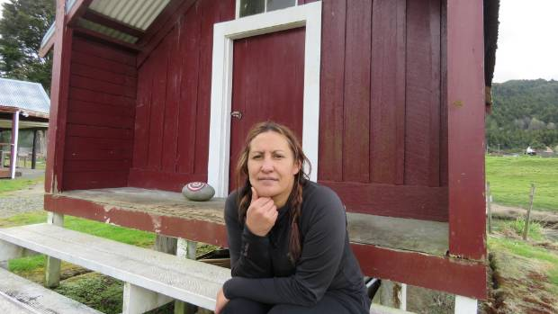 Elizs Rata said moving a century old storehouse known as a Pātaka will not solve the long term issue of saving marae ...