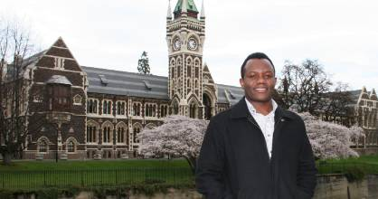 University of Otago meat researcher Tanyaradzwa Mungure, whose work reviving ancient techniques to enhance meat flavour ...