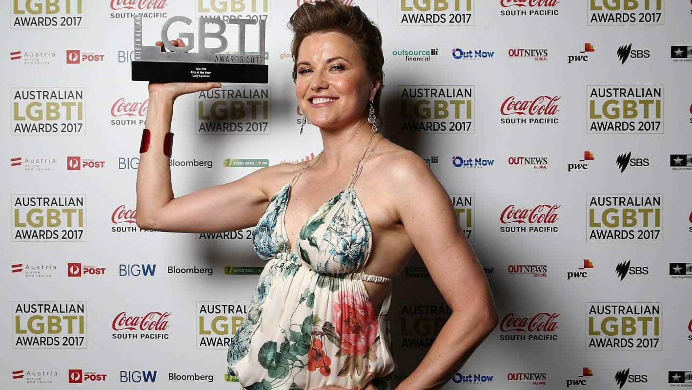 Lucy lawless 2019