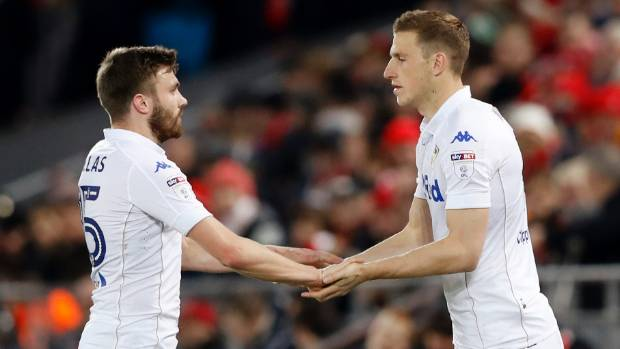 Wood's Burnley lose to former club Leeds