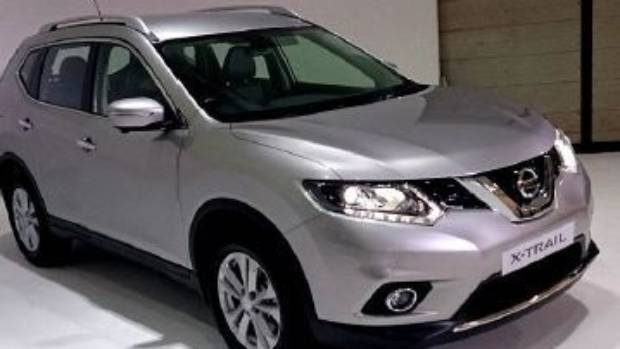 A silver 2017 Nissan X-Trail, similar to the one pictured, is connected to a shooting incident near Hanmer Springs.