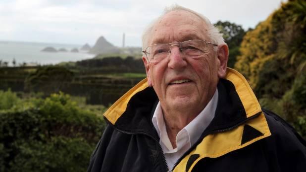 Taranaki philanthropist George Mason has long championed research into natural environments