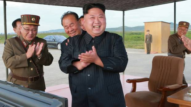 North Korea blames sanctions for child rights abuses