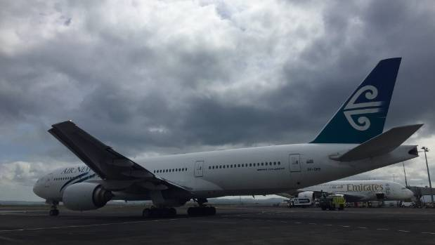 Air New Zealand is flying long-haul planes to the capital purely to refuel, as the airline struggles to cope with the ...