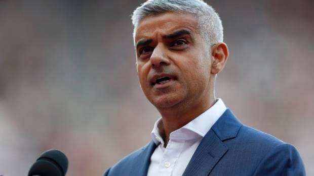Mayor of London Sadiq Khan said the UK shouldn't host a visit from Donald Trump