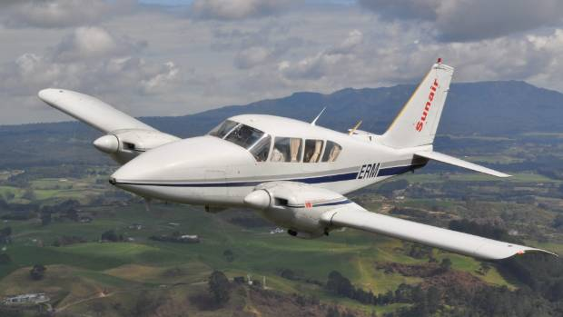 Tauranga-based Sunair was grounded by the CAA earlier this month.
