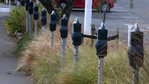 Six parking meters have been stolen in Timaru, four from Bank St, and the other two from Strathallan St.
