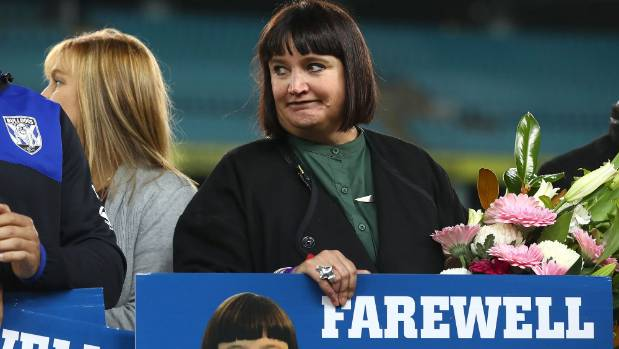 Raelene Castle named Rugby Australia's first female chief excutive