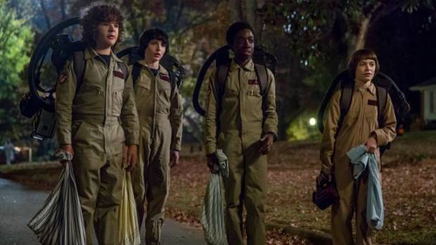 Stranger Things season two is set to be released on October 27.