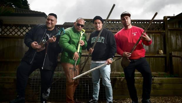 The Modern Māori Quartet are embarking on a 14 stop New Zealand tour.