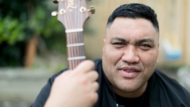 Maaka Pohatu met the band in drama school in Wellington.