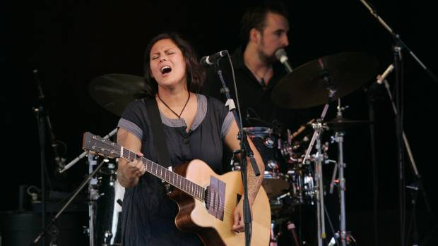 Anika Moa spent the summer touring New Zealand following the released of In Swings The Tide.