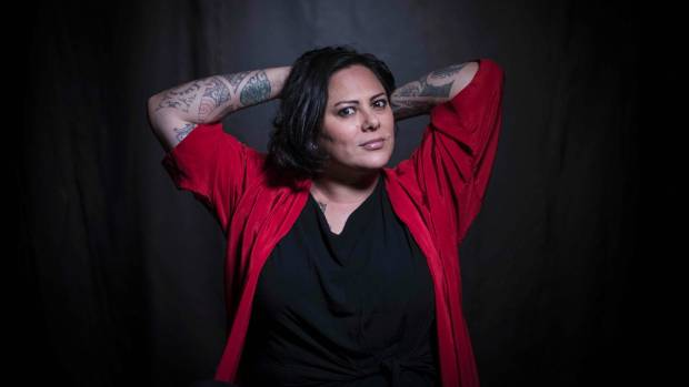 """""""It was the most intense time I've ever had,"""" Anika Moa says, remembering the release of her third album, In Swings The Tide."""