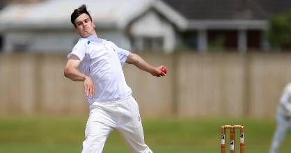 Waitākere Cricket Club's Ben Lister has been called up to Auckland's senior squad for this season.