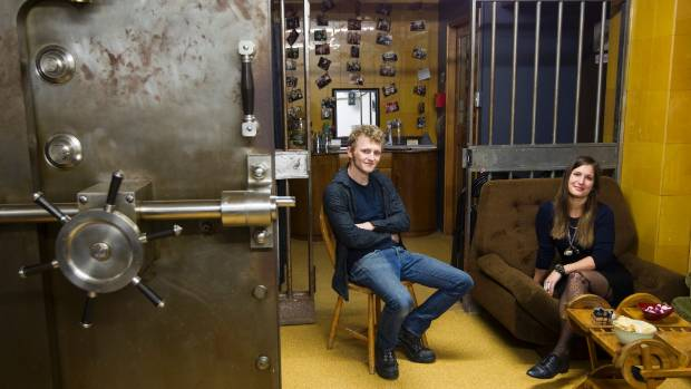 Escape Room Experience Demand Leaves Wellington Company