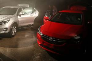 Next two new Holden models to arrive in New Zealand will be the Equinox SUV (left) and the Astra wagon (right).