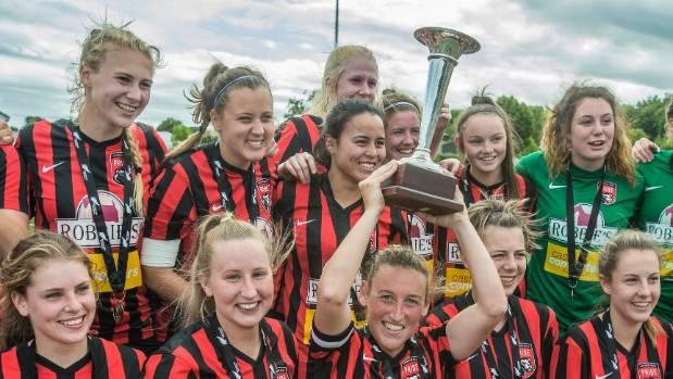 Canterbury United Pride have won three of the past four titles. Will they triumph again in 2017?