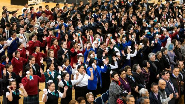 Students from 52 schools around the country were welcomed.