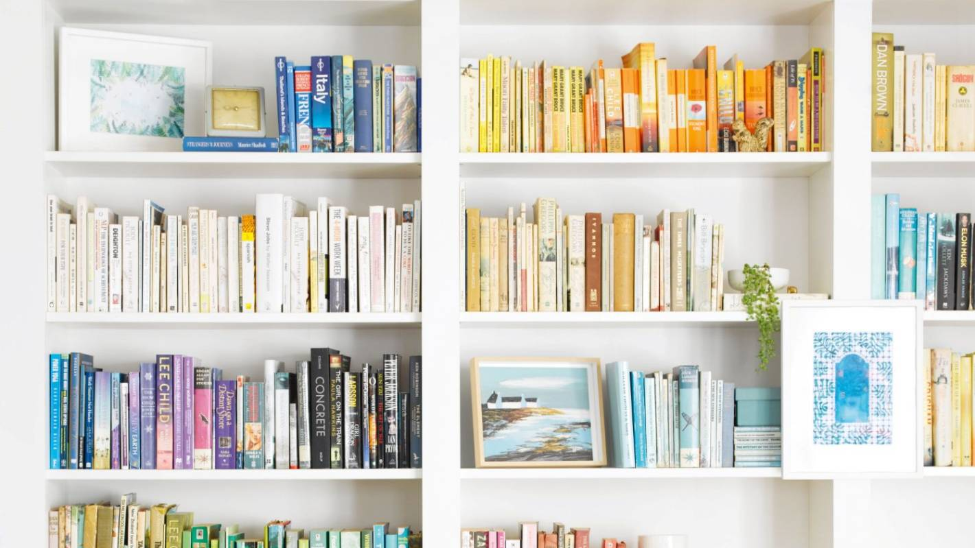 How To Make The Most Of Books As Decor