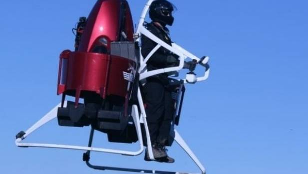 Boeing Creates $2 Million Prize For 'Personal Flying Device'