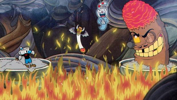 The retro-animation inspired Cuphead feels like playing the lead role in an interactive cartoon.