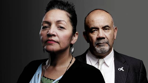Marama Fox and Te Ururoa Flavell had a horror night, which saw the Māori Party kicked out of parliament.