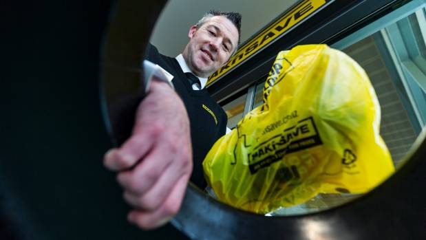Carrier bags, fresh produce, bakery bags and frozen food bags can now be recycled in store.